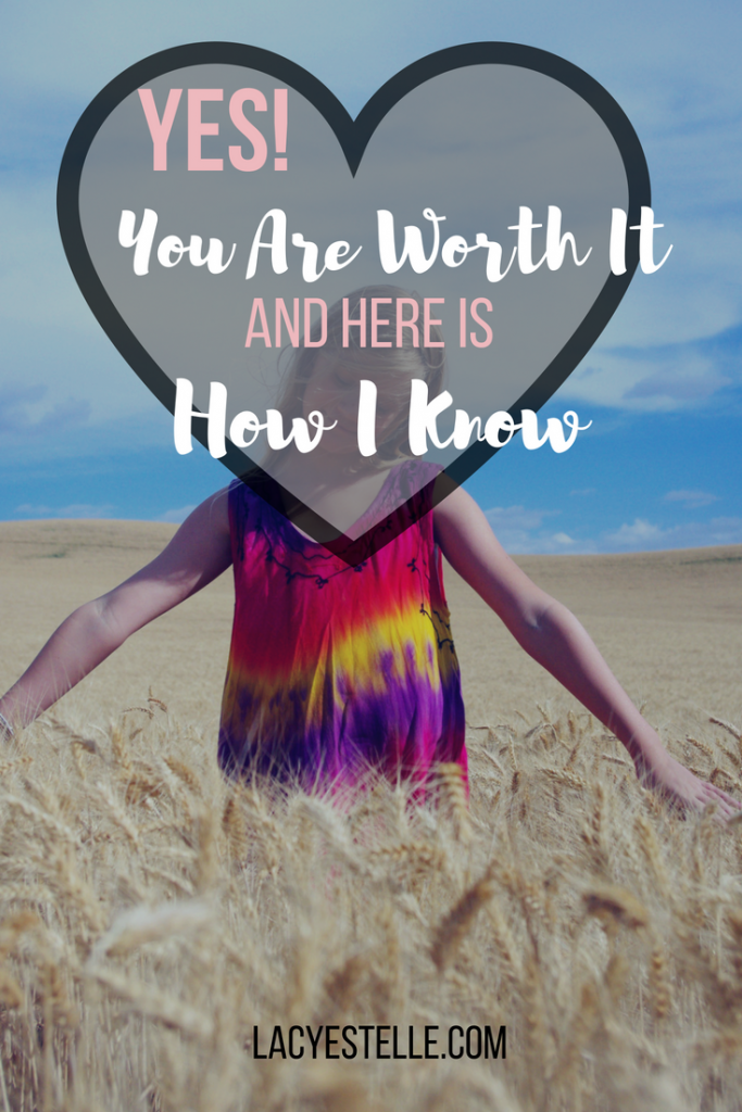 Yes you are worth it, self doubt, self sabotage, conquer your fears