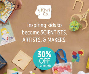 Summer Activity for Kids Kiwi Crate Box