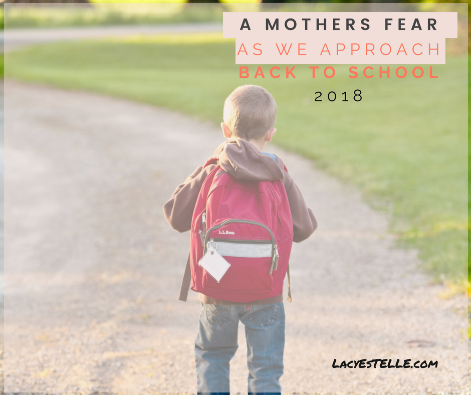 back to school fear 2018