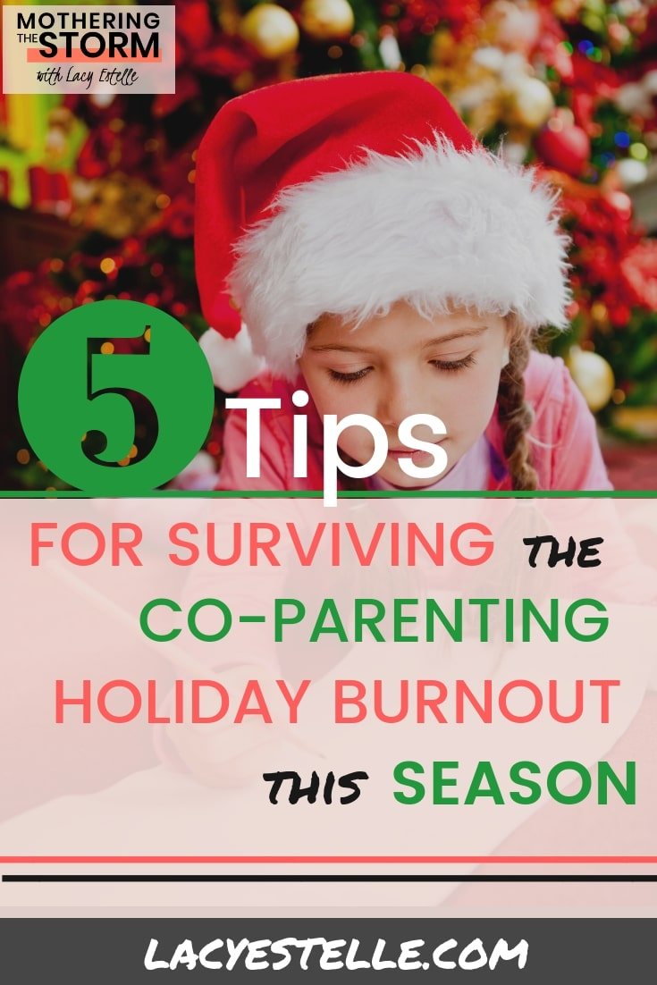 Co-Parenting during the holidays, Co-parenting struggles, How to Co-parent during the holidays, Holiday scheduling. Hectic Holidays. #Coparenting #holidaycoparenting #Holidayhustle