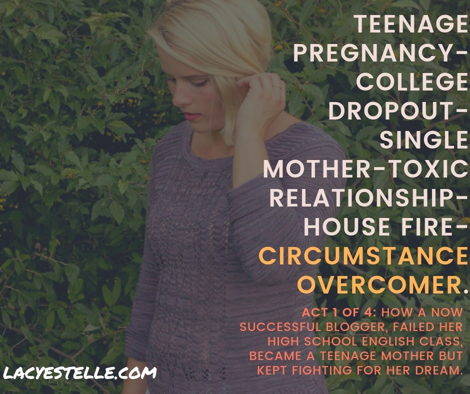 Lacy estelle, ADHD, Single Motherhood, Toxic Relationships