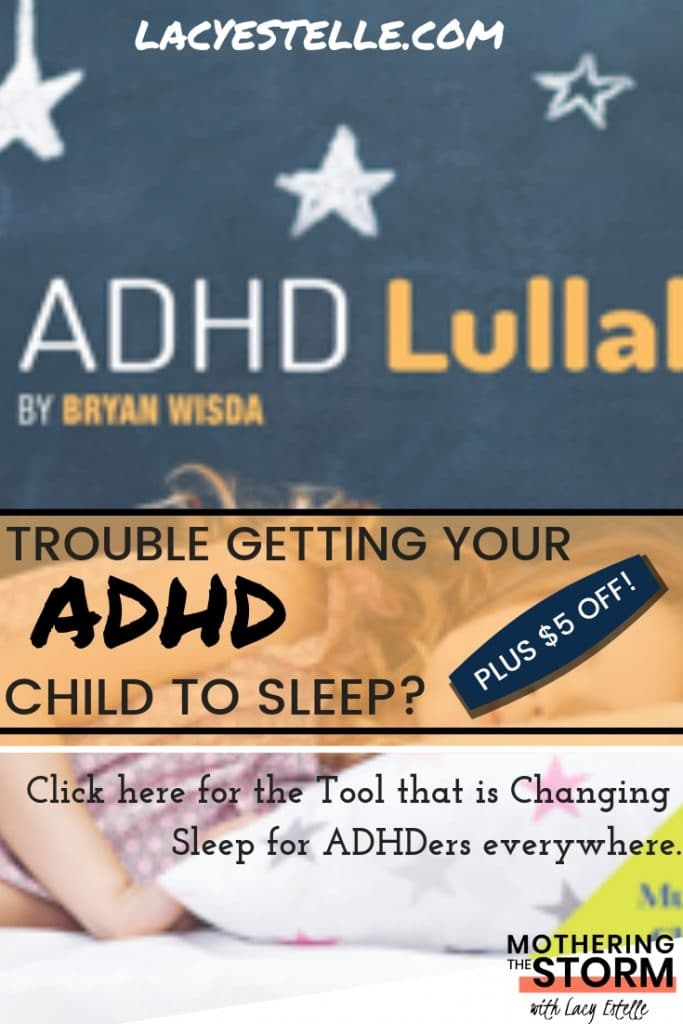 ADHD sleep, ADHD lullaby, discount