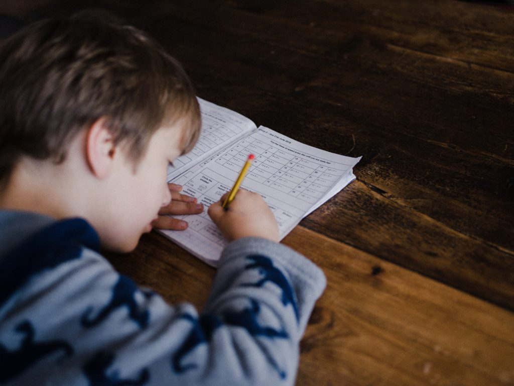 Helping your ADHD Child focus during homeschool hours