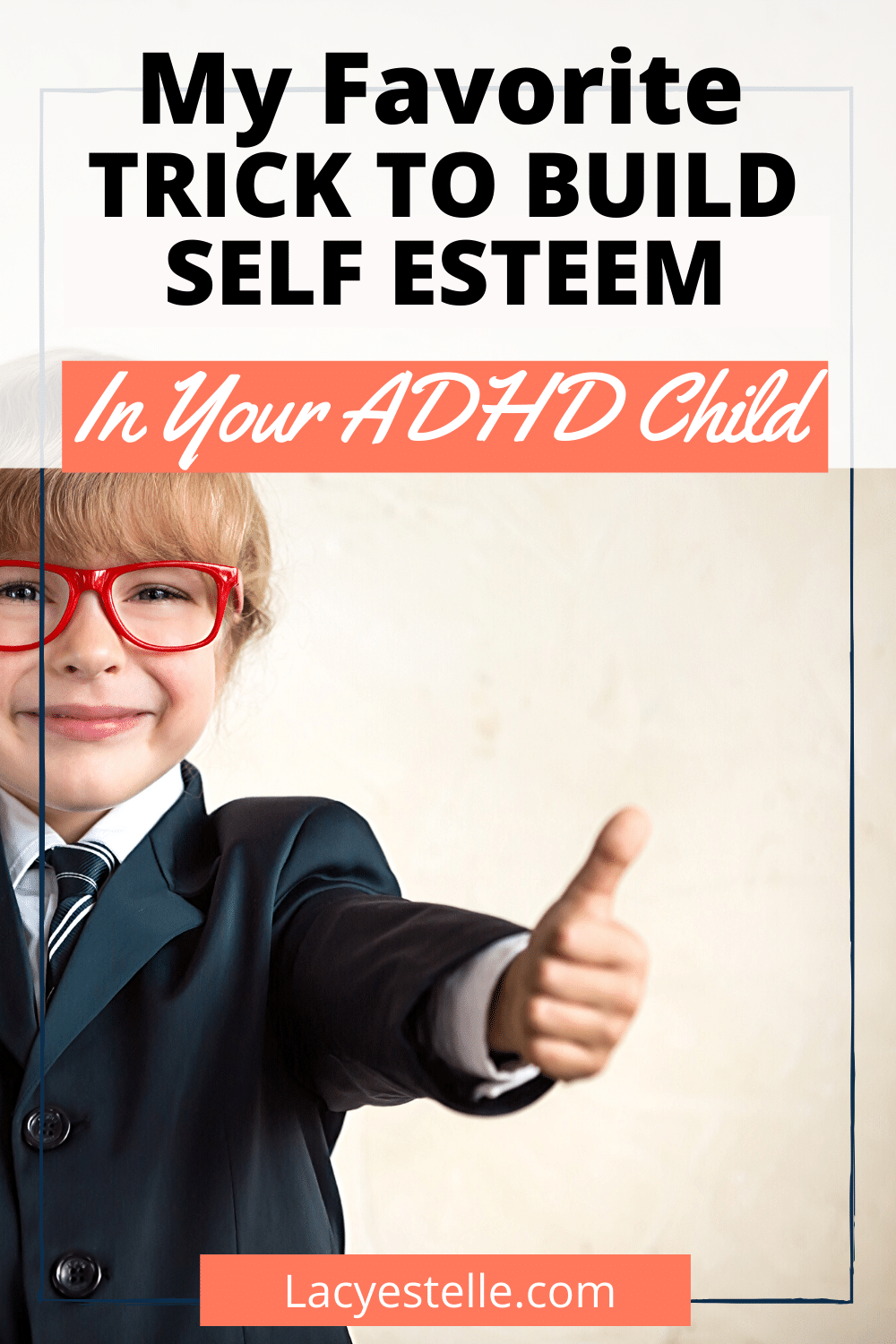 How to build confidence in an ADHD child. ADHD confidence building strategy that works right away.
