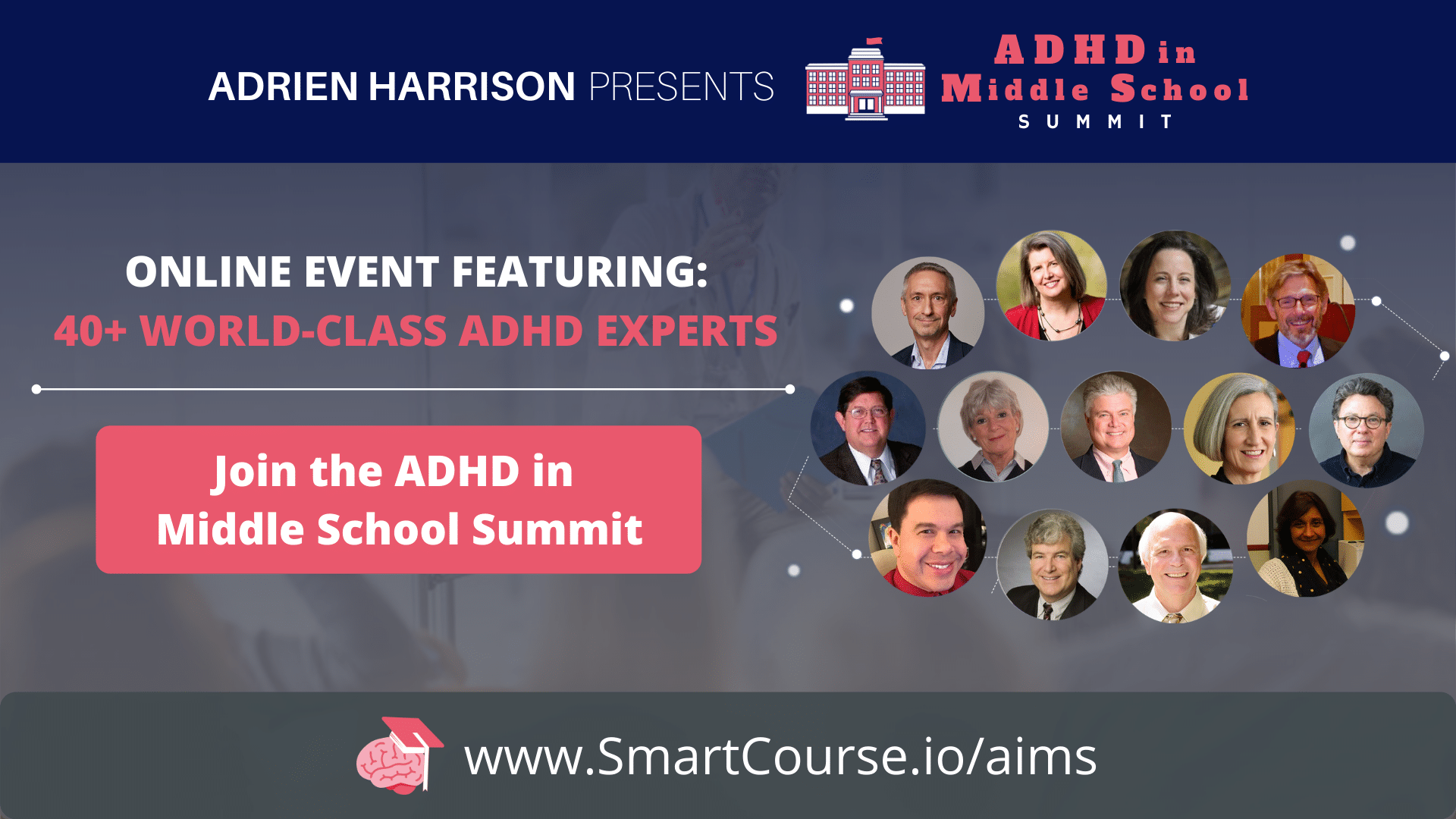 ADHD in Middle School Summit
