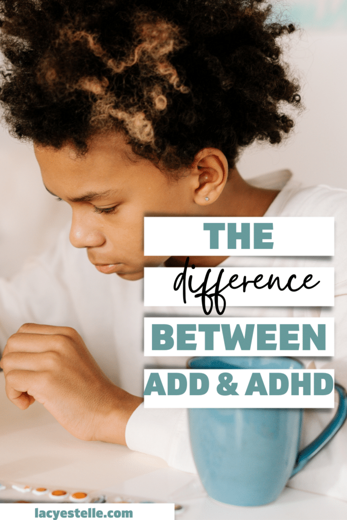 the difference between ADD and ADHD, what is the difference between ADD and ADHD, is there a difference between ADD and ADHD, ADD and ADHD