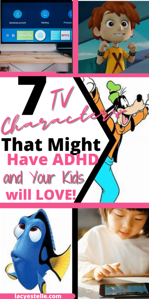 TV Characters that Might Have ADHD and your Kids will LOVE, tv characters with adhd, characters with adhd, adhd characters
