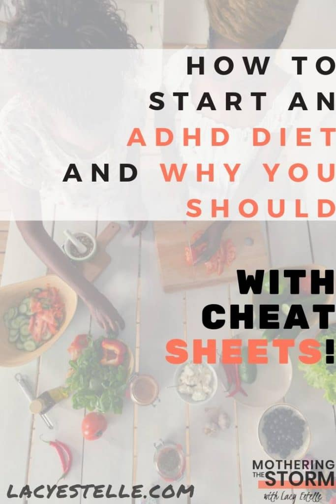 ways to be successful as an ADHD adult, adhd diet,